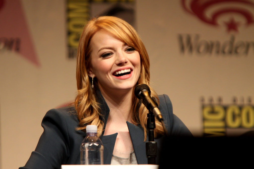 Emma Stone is not afraid to fail.What about you?