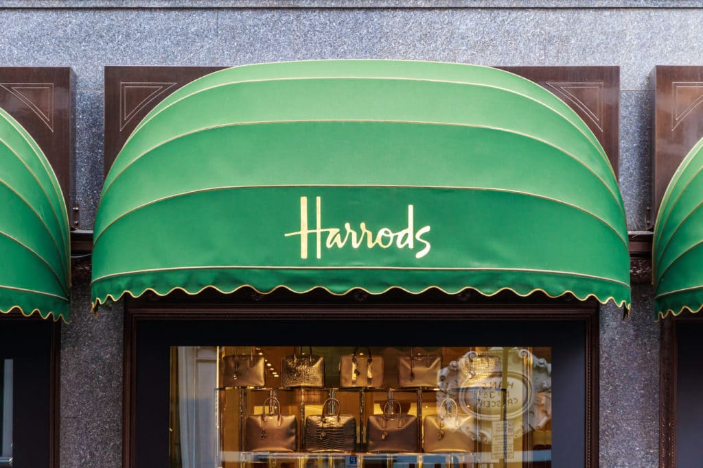 To have Harrods as my first stockist was the biggest seal of approval I could ever imagine! (...) Sometimes in life we have an idea, a spark inside of us. A tiny seed that needs us to breathe life into it.