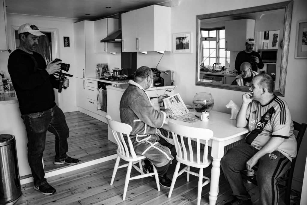A Safe Place- a British film on mental health enta