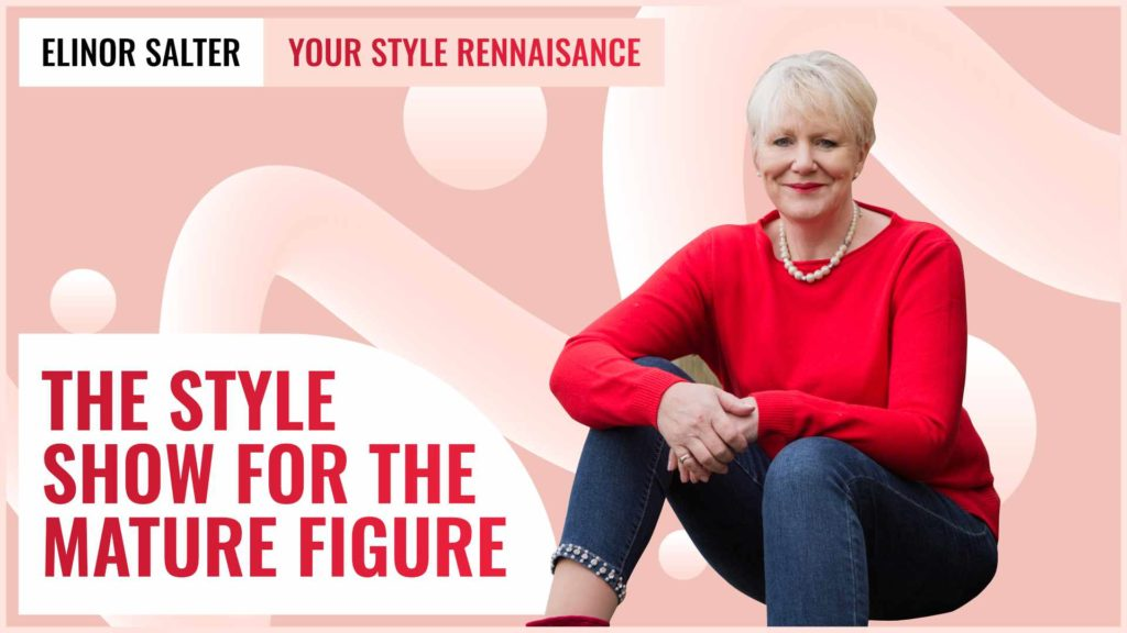 A brand new Rich Woman Masterclass, Your Style Renaissance – the style show for the mature figure is launching today.