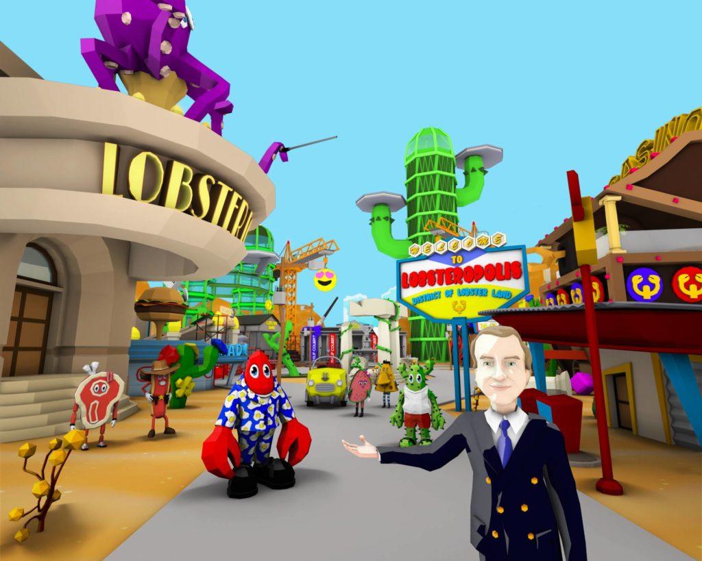 Decentraland virtual world to host NFT art auction