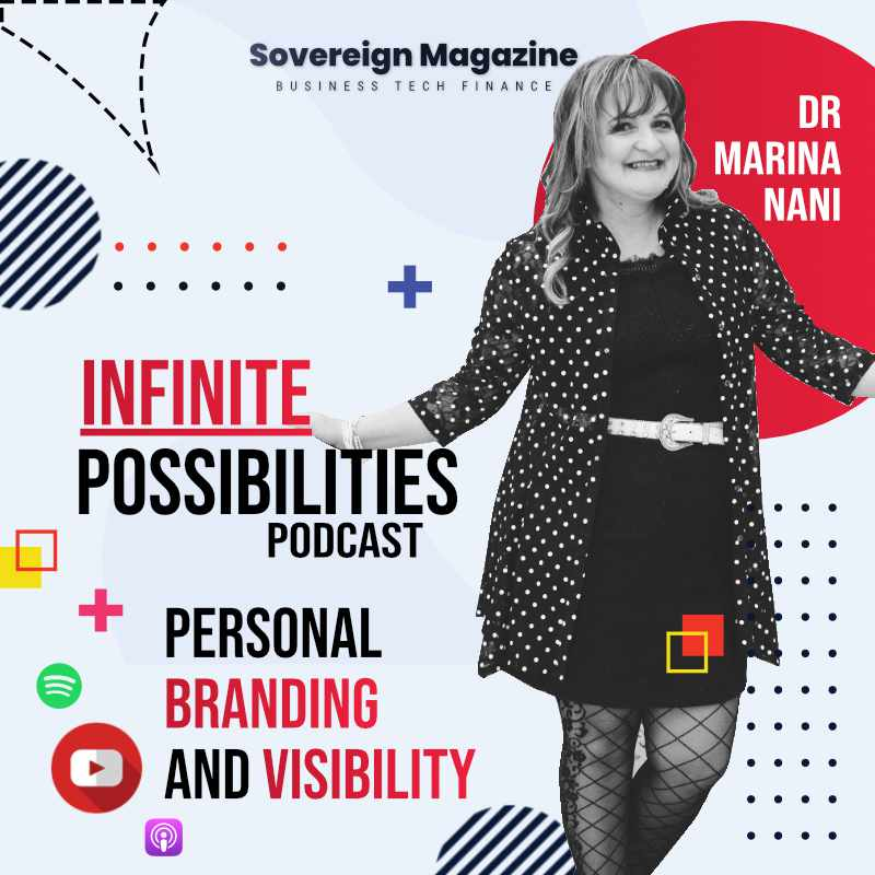 Infinite Possibilities Podcast Cover Art